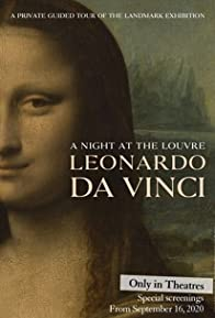 Primary photo for A Night at the Louvre: Leonardo da Vinci