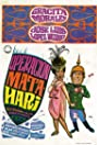 Operation Mata Hari (1968) Poster