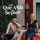 Rita Loureiro, Henriqueta Maia, and Dinarte Branco in Até Que a Vida Nos Separe (2021)
