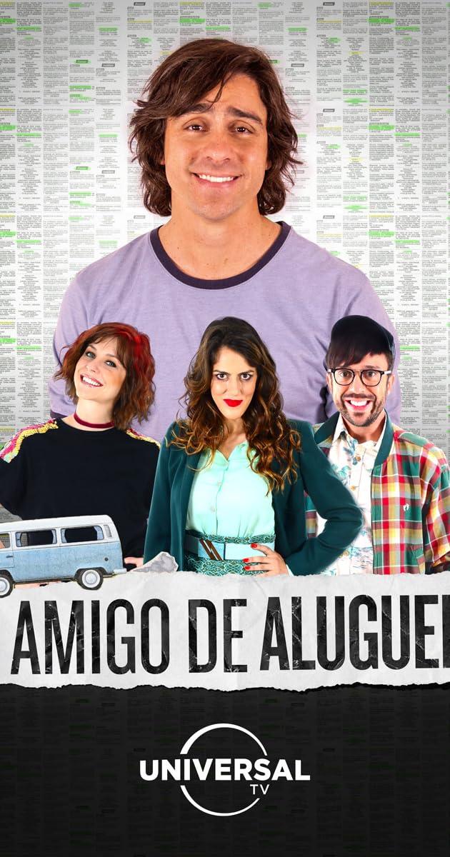download scarica gratuito Amigo de Aluguel o streaming Stagione 2 episodio completa in HD 720p 1080p con torrent