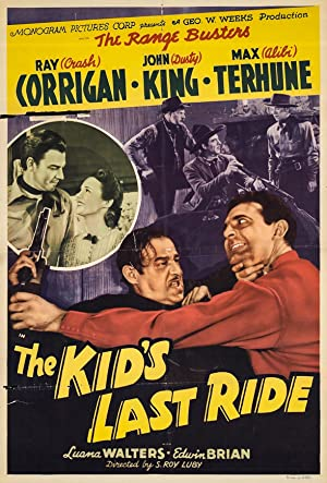Where to stream The Kid's Last Ride