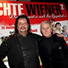 Klaus Eberhartinger at an event for Echte Wiener 2 - Die Deppat'n und die Gspritzt'n (2010)