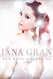 Ariana Grande: Put Your Hearts Up Poster