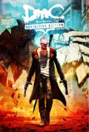 DmC: Devil May Cry Poster