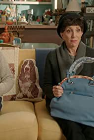 Andrea Martin and James Urbaniak in Difficult People (2015)