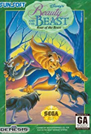 Disney's Beauty and the Beast: Roar of the Beast Poster