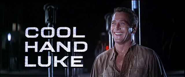 Image result for Cool Hand Luke title card