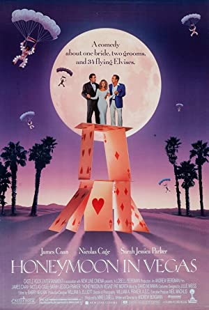 Honeymoon in Vegas Poster Image