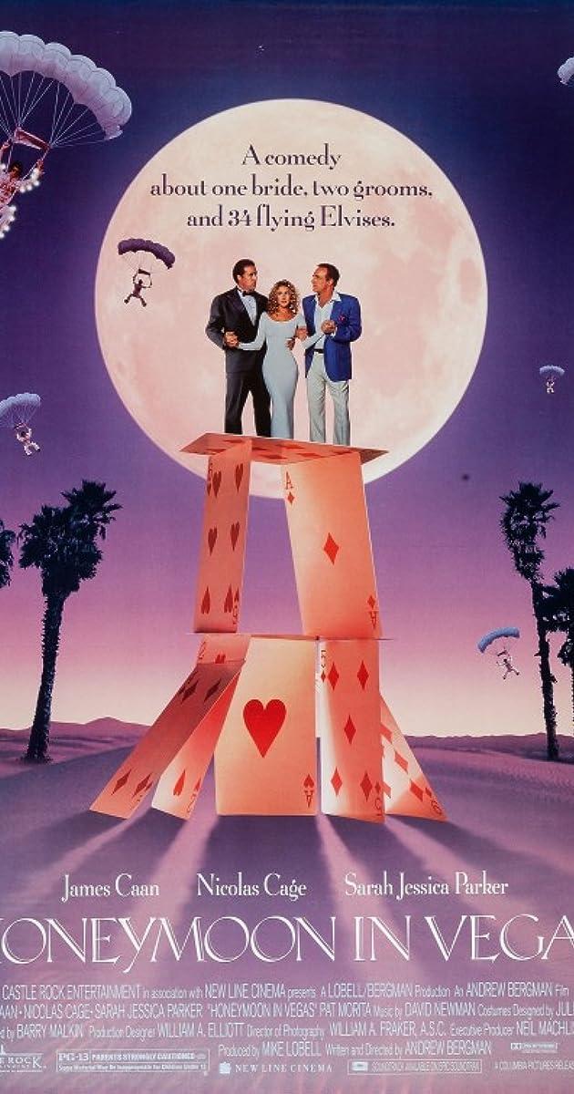 Subtitle of Honeymoon in Vegas