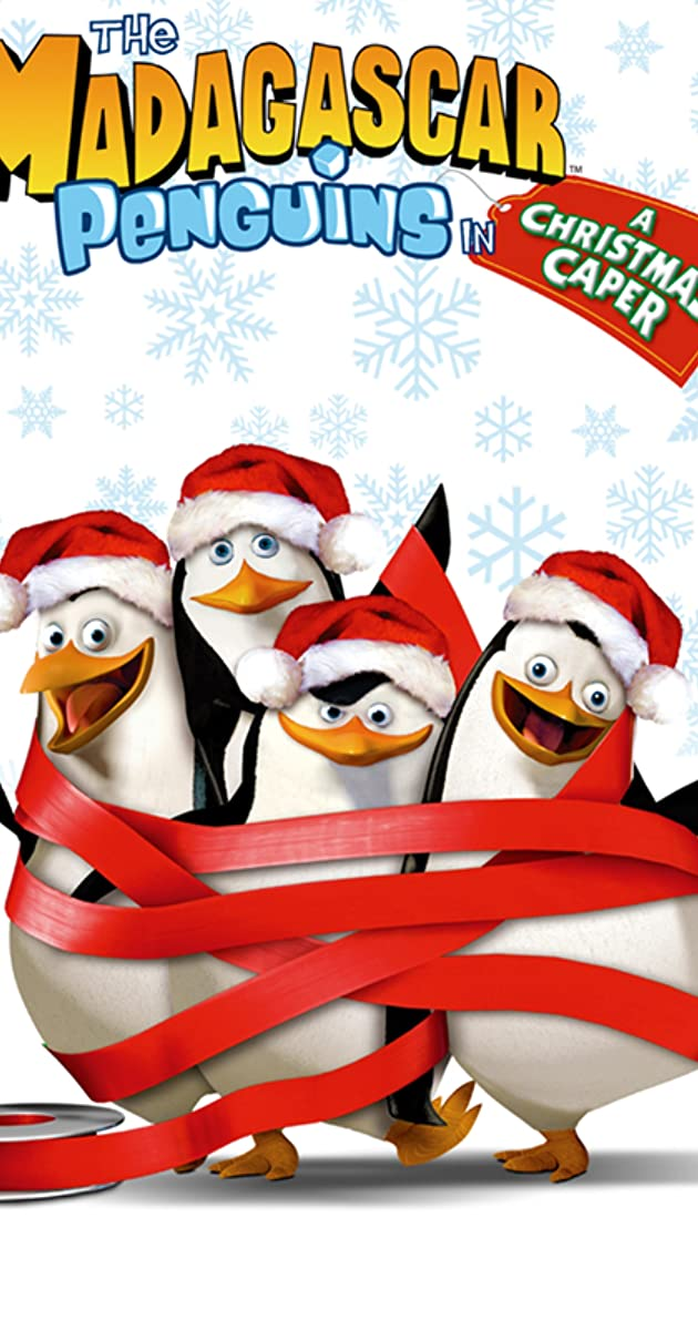 The Madagascar Penguins In A Christmas Caper 2005 Imdb