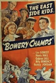 Bowery Champs Poster