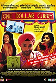 One Dollar Curry Poster