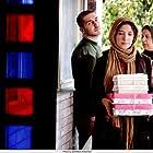 Roya Taymourian, Mohammad Reza Ghaffari, and Mina Sadati in Barf (2014)