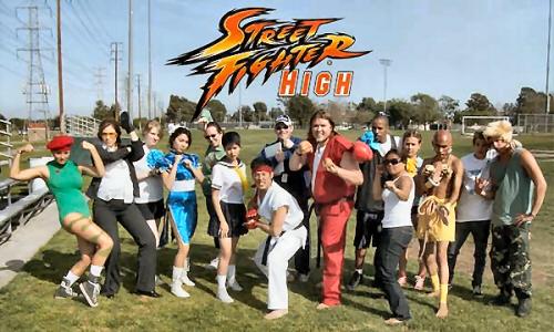 Street Fighter High 2010 Imdb