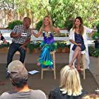 John Salley, Orly Shani, Kym Douglas, Oz Pearlman, and Kenneth Wingard in Home & Family (2012)
