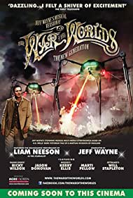 Liam Neeson in Jeff Wayne's Musical Version of the War of the Worlds Alive on Stage! The New Generation (2013)