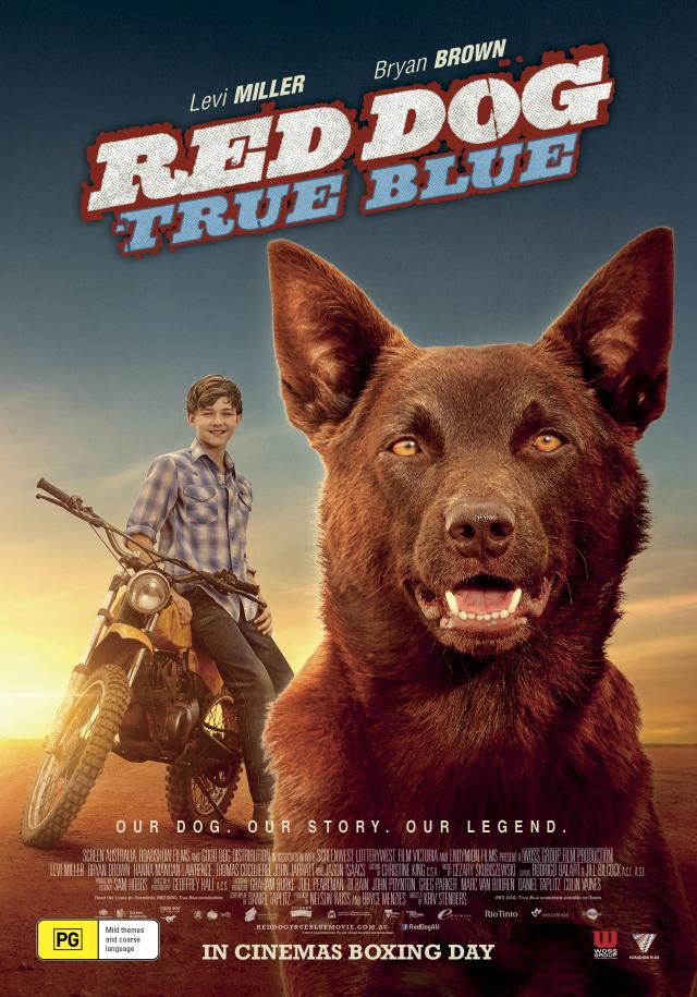 Film Red Dog: True Blue Streaming Complet - Une histoire familiale classique australienne mêlant amitié et aventure entre un jeune...