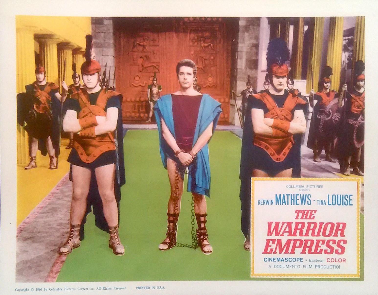 Kerwin Mathews in Saffo - Venere di Lesbo (1960)