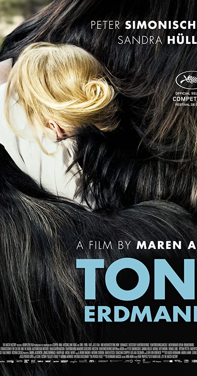 Toni Erdmann (2016) - IMDb