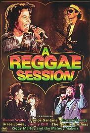 A Reggae Session Poster