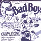 Johnny Downs, Rosalind Keith, Helen MacKellar, and Archie Robbins in Bad Boy (1939)