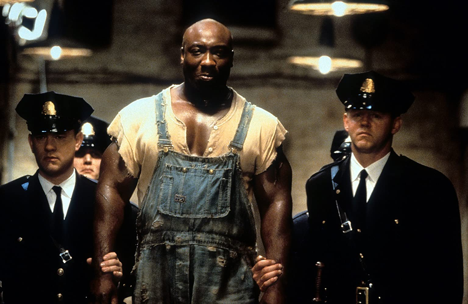 Michael Clarke Duncan in The Green Mile (1999)