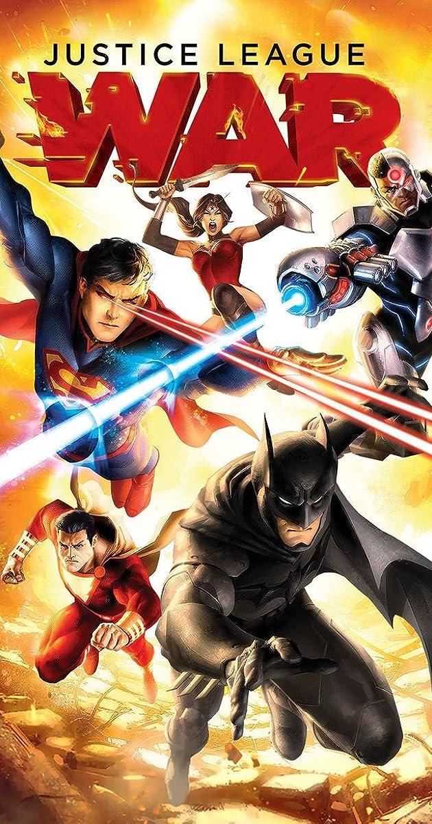Subtitle of Justice League: War