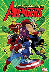 Primary photo for The Avengers: Earth's Mightiest Heroes