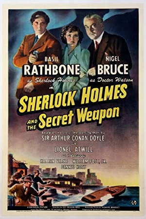 Where to stream Sherlock Holmes and the Secret Weapon
