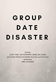 Group Date Disaster Poster