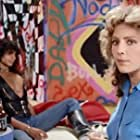 Stefania Girolami Goodwin and Mark Gregory in 1990: I guerrieri del Bronx (1982)