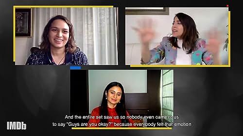 IMDb On the Scene - Shweta Tripathi and Rasika Dugal