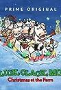 Click, Clack, Moo: Christmas at the Farm (2017) Poster