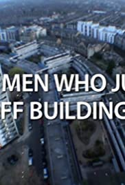 The Men Who Jump Off Buildings Poster