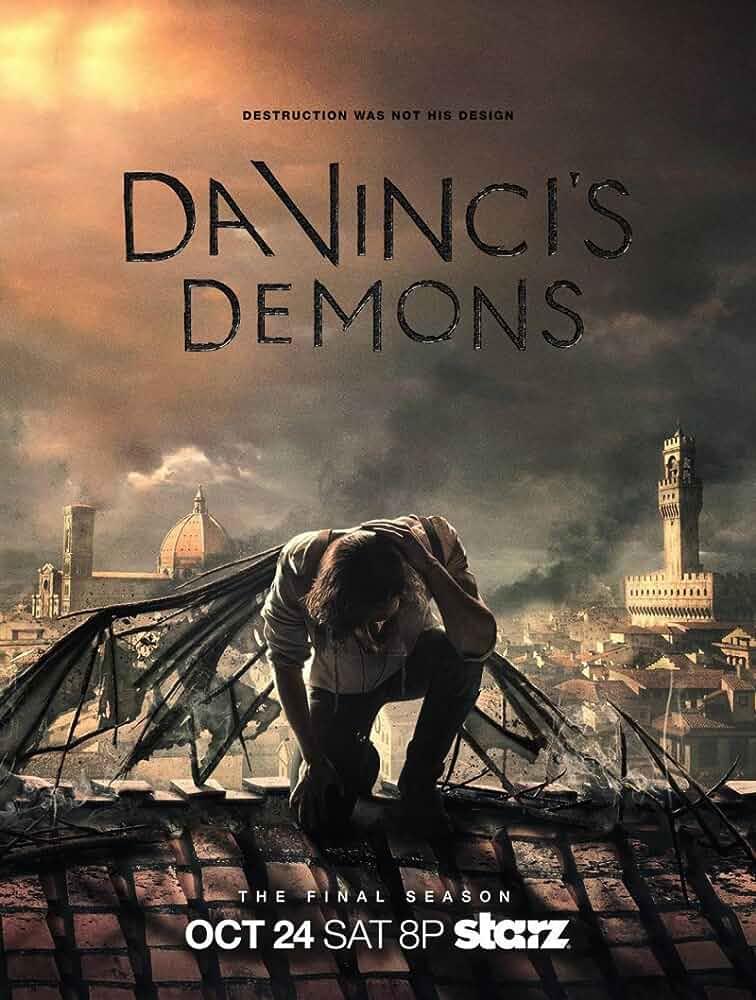 Da Vinci's Demons Complete Season 3