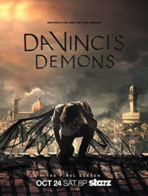 View Da Vinci's Demons - Season 3 (2013–2015) TV Series poster on 123movies