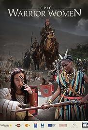Epic Warrior Women Poster
