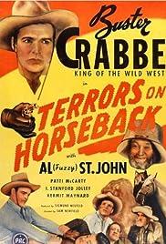 Terrors on Horseback Poster