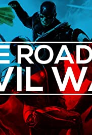 Captain America: The Road to Civil War Poster