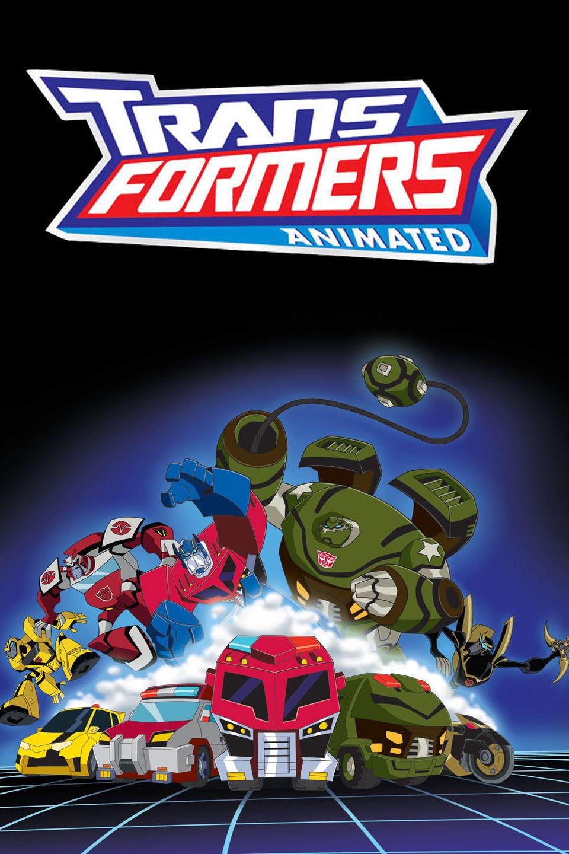 Transformers Animated Tv Series 20072009 Imdb