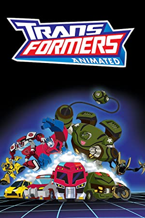 Where to stream Transformers: Animated