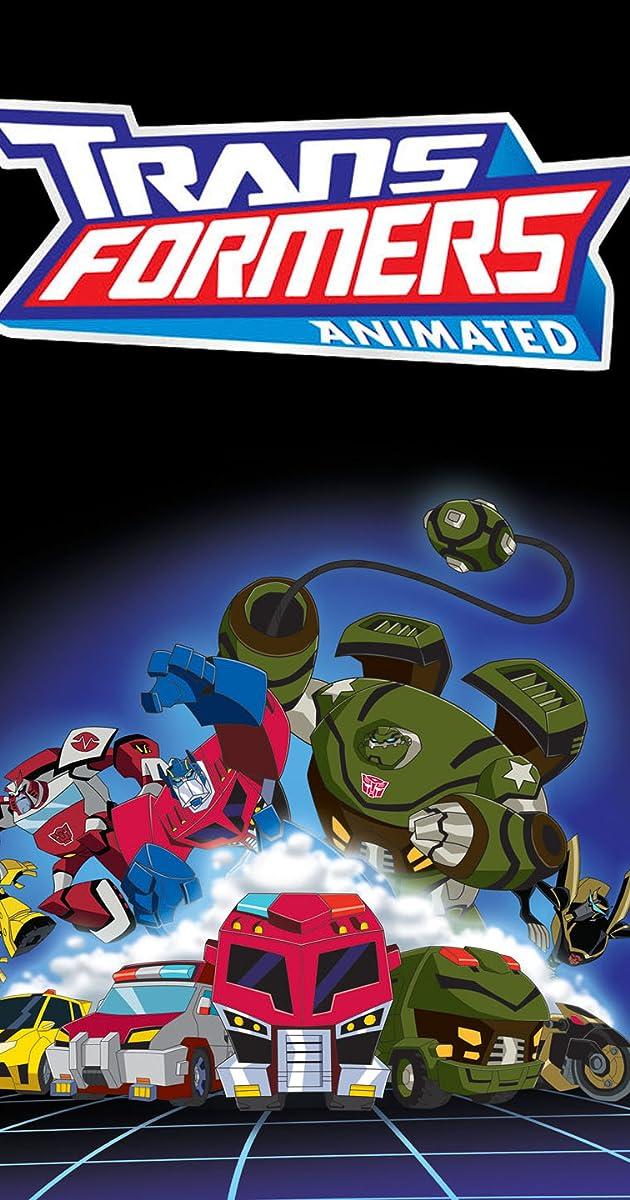 Transformers Animated Tv Series 2007 2009 Imdb