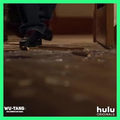 Wutang American Saga on Hulu Attila