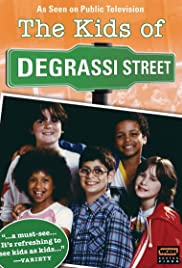 The Kids of Degrassi Street Poster - TV Show Forum, Cast, Reviews