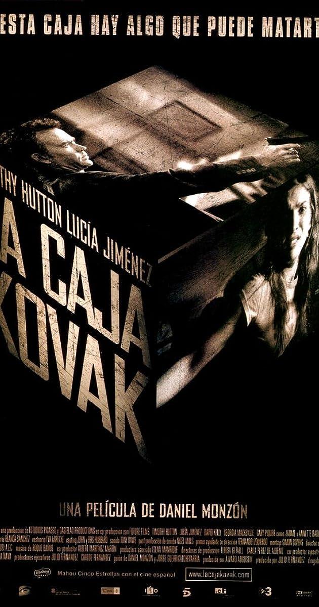 Subtitle of The Kovak Box