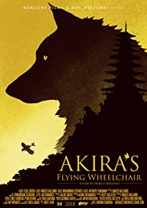 Watch english movies full Akira's Flying Wheelchair [480x800]