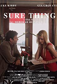 Sure Thing Poster