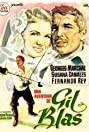 The Adventures of Gil Blas (1956) Poster