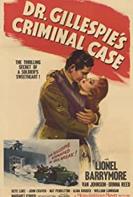 Donna Reed and Michael Duane in Dr. Gillespie's Criminal Case (1943)