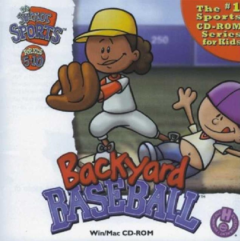 - Backyard Baseball (Video Game 1997) - IMDb